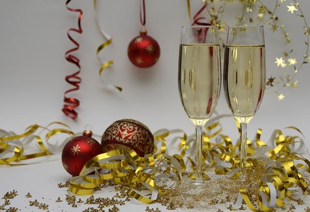 New Year's eve Menú